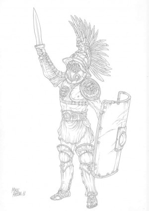 Berennix gladiateur original