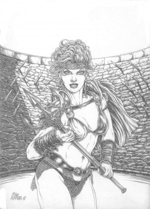 Gladiatrix original