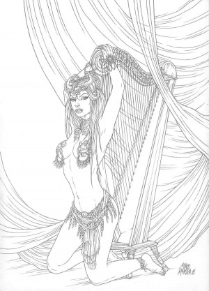 Harp Witch original