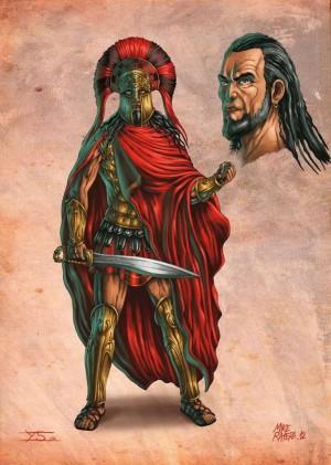 Leonidas color