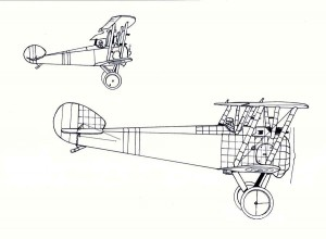 SOPWITH CAMEL original