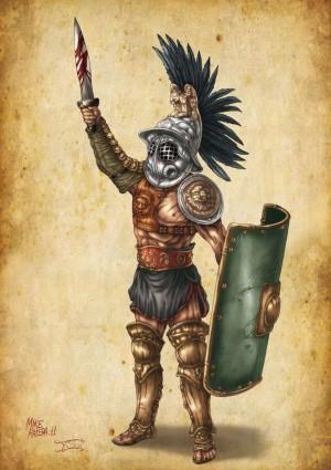 Berennix gladiateur