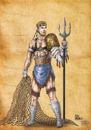 Illyricus retiarius