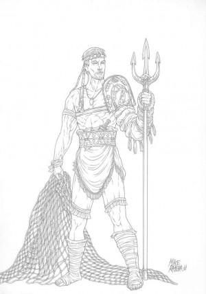 Illyricus retiarius original
