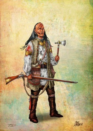 Iroquois eclaireur