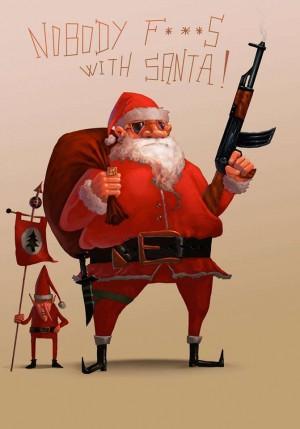 Nobody Santa