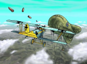 PFALZ D3 with colour