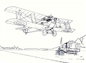 SOPWITH DOLPHIN original