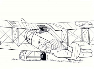SOPWITH SNIPE original