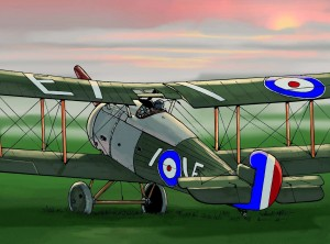 SOPWITH SNIPE with colour