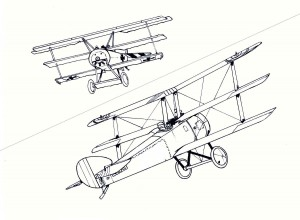 SOPWITH TRIPLAN original